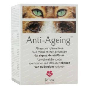 Miloa Anti-Ageing 60 comprimés à croquer