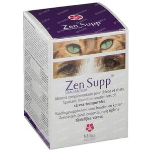 Miloa Zen Supp 30 chewing tablets