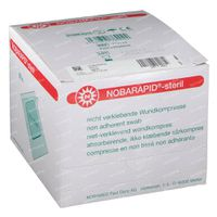Noba Nobarapid Set Sterile 10x10cm 9320392 50 st