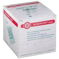 Noba Nobarapid Set Sterile 7,5x 7,5cm 9320393 50 st