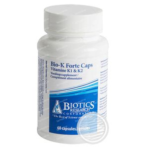 Biotics Bio K Forte 60 St Capsule
