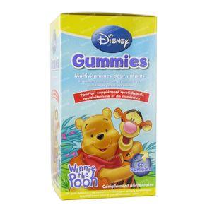 Disney Multivit Enfant Winnie The Pooh 60 capsules