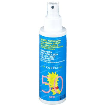 Korres Sun Spray Child IP50 150 ml