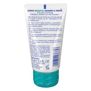 EUBOS Sensitive Douchecrème 75 ml