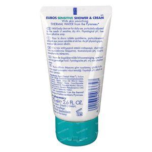 EUBOS Sensitive Gel Douche & Crème 75 ml