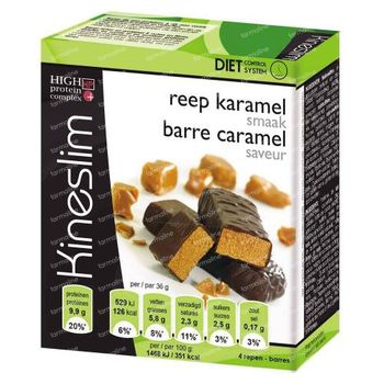 Kineslim Barre Caramel 4 st