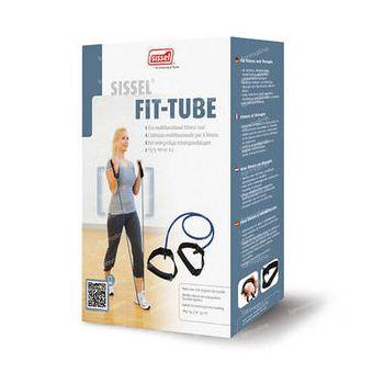 Sissel Fit-Tube Poignée Soft Jaune 1 st