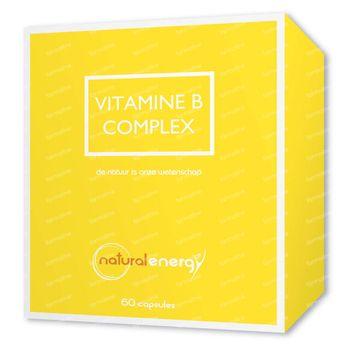 Natural Energy Vitamine B Complex 60 kapseln
