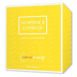 Natural Energy Vitamine B Complex 60 capsules