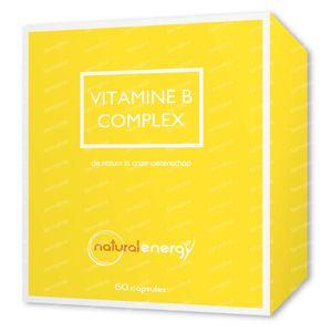 Natural Energy Vitamine B Complex 60 St Capsules