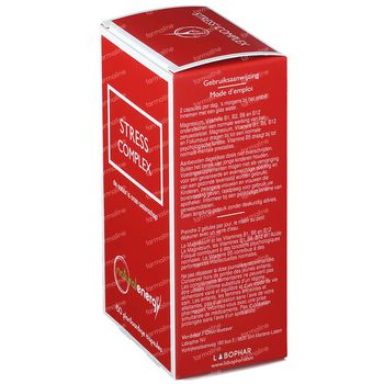 Natural Energy Stress Complex 60 capsules