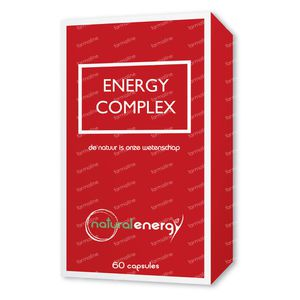 Natural Energy Energy Complex 60 stuks Kapseln