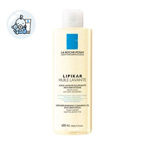 La Roche Posay Lipikar Cleansing Oil 400 ml