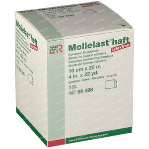 Mollelast Haft Graza Adesiva Senza Latex 10cm x 20m 89598 1 pezzo
