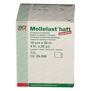 Mollelast Haft Windel Adhesief Latex Free 10cm x 20m 89598 1 stuk
