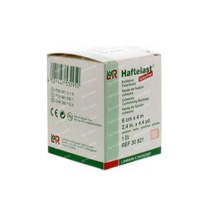 Haftelast Fixation Bandage 6cmx4m 30821 1 St