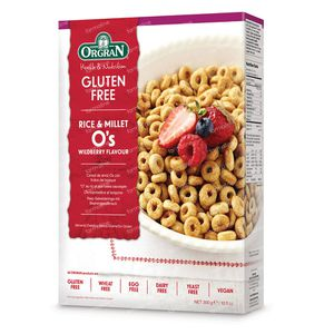 Orgran Cereal Raspberry 300 g