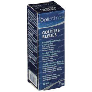 Opticalmax  Augentropfen Blau 10 ml tropfen
