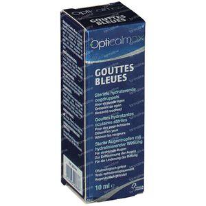 Opticalmax Collirio Blu 10 ml gocce orali