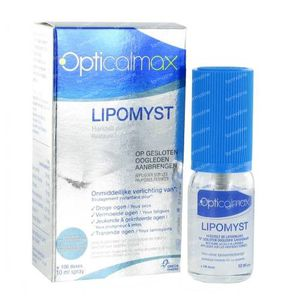 Opticalmax Lipomyst 10 ml spray