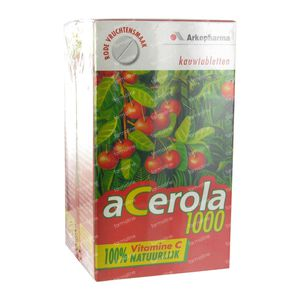 Acerola 1000 Promopack 60 comprimés