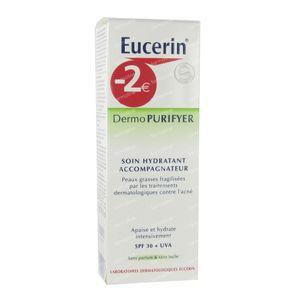 Eucerin Dermo Purifyer Aanvullende Hydraterende Verzorging Promo -2€ 50 ml