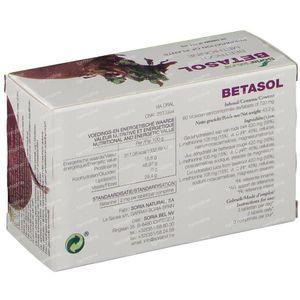 Soria Natural Betasol 60 tabletten