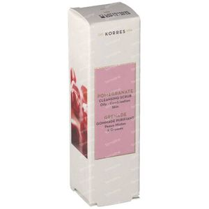Korres Pomegranate Gesichtspeeling 16 ml