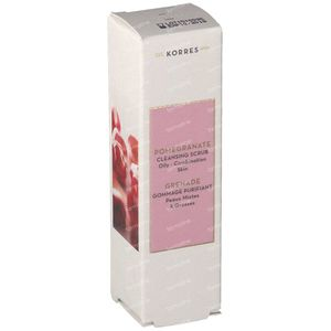 Korres Pomegranate Cleansing Scrub 16 ml