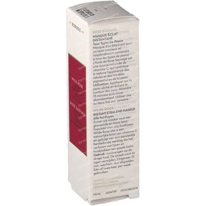 Korres Wild Rose Instant Verhelderend Masker 16 ml