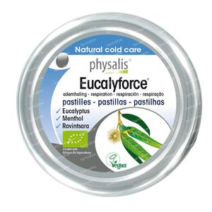 Physalis Eucalyforce Forte Bio 45 comprimés à sucer