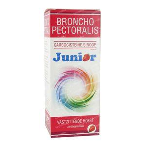 Broncho-Pectoralis Carbocisteïne Junior 20 mg/ ml Siroop 150 ml siroop