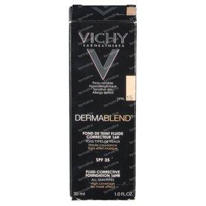 Vichy Dermablend Fond De Teint Corrector 15 Opal 30 ml