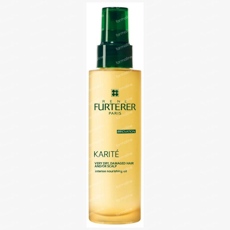 rene furterer karit huile beaut nutrition intense 100 ml vente en ligne. Black Bedroom Furniture Sets. Home Design Ideas