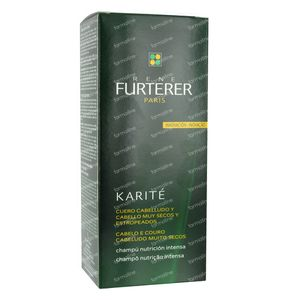 Rene Furterer Karité Intens Voedende Shampoo 150 ml