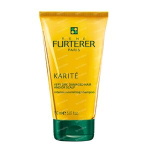 Rene Furterer Karité Shampooing Nutrition Intense 150 ml