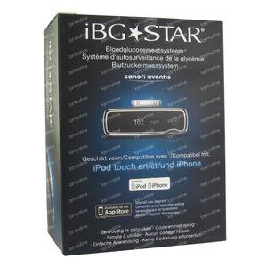 iBGStar Kit Bloedglucosemeter 1 St