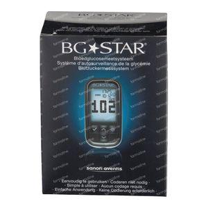 Bgstar Blood Glucose Meter Kit 1 item