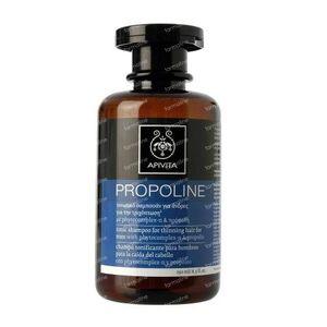 Apivita Propoline Tonic Shampoo Voor Mannen Met Dunner Wordend Haar 250 ml fles