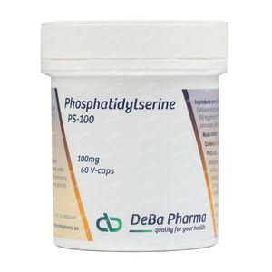 Deba Phosphatidyl Serine Deba 100mg 60 capsules