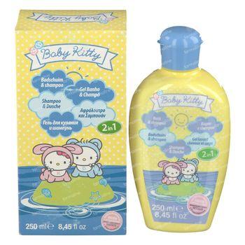 Hello Kitty Bébé 2in1 Bain et Shampooing 250 ml