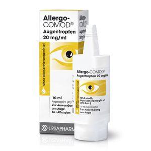 Allergo-Comod Oogdruppels 10 ml