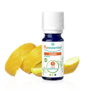Puressentiel Citron Huile Essentielle Bio 10 ml