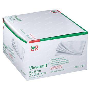 Vliwasoft Compres Etoile N/Wov.4Pl 5,0X 5,0Cm 12077 50 st