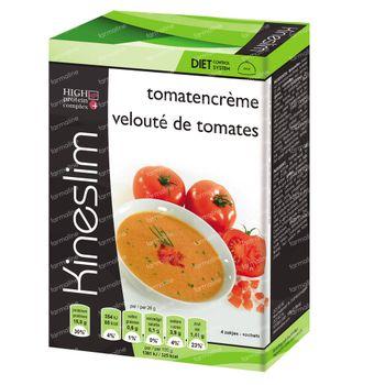 Kineslim Soupe Crème Tomate 4 sachets