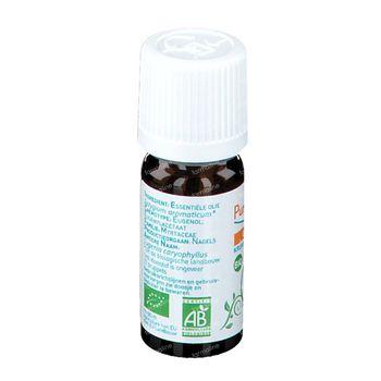 Puressentiel Kruidnagel Essentiële Olie Bio 5 ml