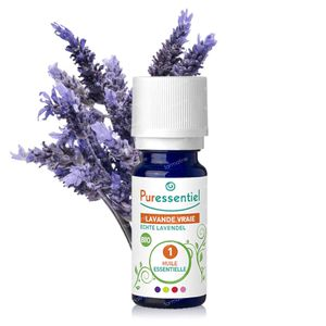 Puressentiel Echte Lavendel Essentiële Olie Bio 10 ml