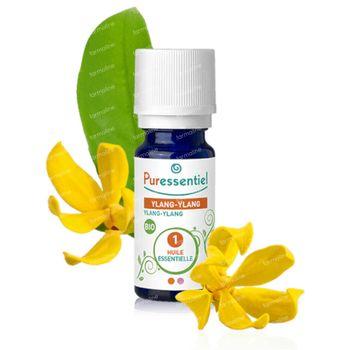 Puressentiel Essentiële Olie Ylang-Ylang Bio 5 ml