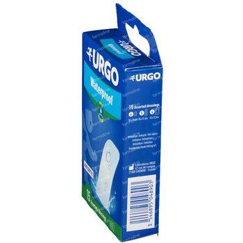 Urgo Waterproof Pansement 15 pansements