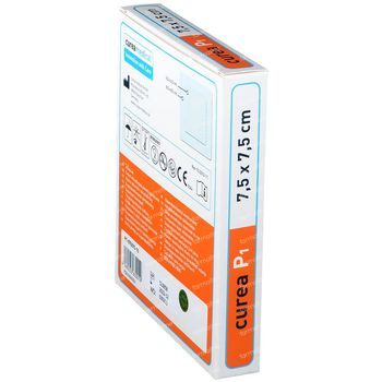 Curea Pansemant Médical 7.5cm x 7.5cm 10 st